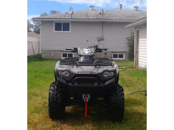 Used 2006 Kawasaki Brute Force 750i
