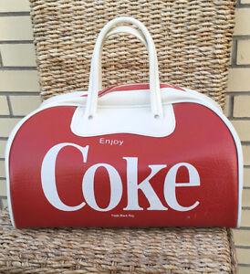 Vintage Coca Cola gym bag