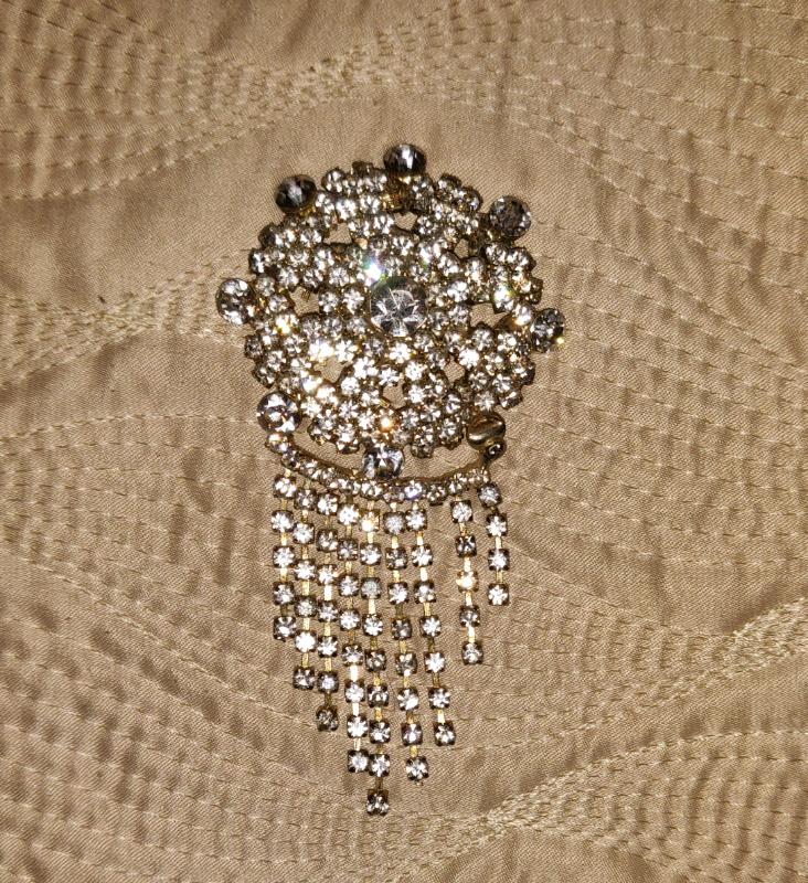 Silver Pin Brooch | in Bradford, West Yorkshire | Gumtree
