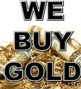 We buy gold watches