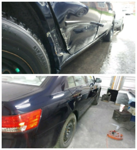 Need something fixed and painted
