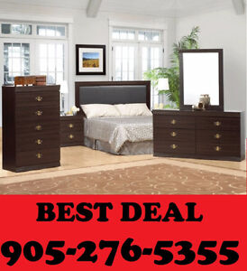 BRAND NEW 6PCS BEDROOM SET ONLY $498.00 COLOR CHOICE