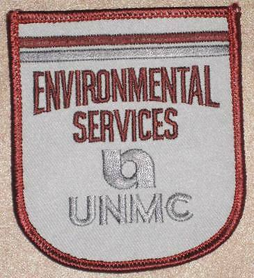 Unmc Environmental Services Patch  Iron On