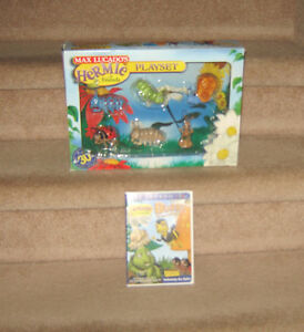 Hermie and Friends DVD / Matching Bug Playset