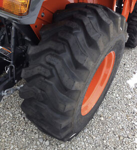 Looking for rear wheels and ag tires for a Kubota BX tractor