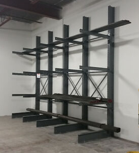 CANTILEVER | RACKING - AMAZING PRICES - LUMBER | STEEL | TUBING