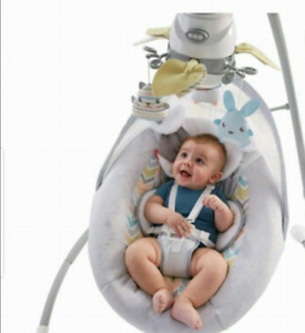 Price reduced! !! Baby swing excellent condition