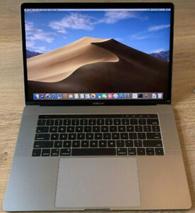 "2017 Apple MacBook Pro 15"" Touchbar i7 Q 2.9G/16GB/500GB/4GB AMD"