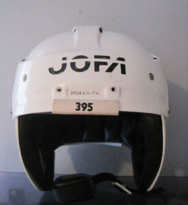 Casque de Hockey vintage JOFA 395 Jr  Hockey Helmet