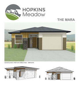 New Strata Development for 55+ in Salmon Arm
