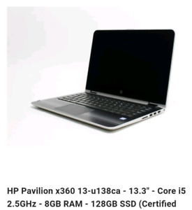 HP LAPTOP - GREAT FOR SCHOOL AND RELIABLE
