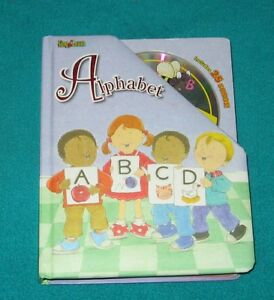 Sing and Learn Alphabet Book