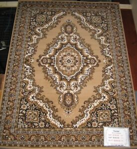 Area Rugs, Made in Belgium, 5 x 8 in stock, many models, NEW
