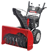 Snowblower and shoveling service