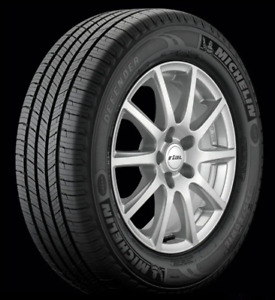 *MICHELIN GREEN X SNOW TIRES**BARELY USED*