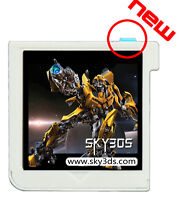 Sky3DS multi Game Card for all 3DS, 3DS XL & 2DS systems