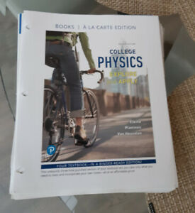 College Physics Textbook | Great Deals on Books, Used Textbooks