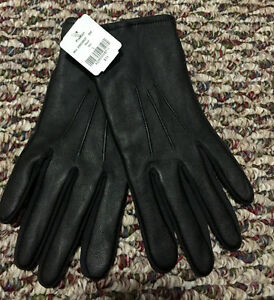 Brand New Danier Leather Mens Gloves for sale! London Ontario image 2
