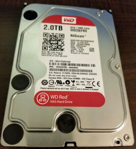 WD Red NAS 2TB