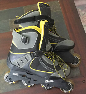 Men's size 10 roller blades like new 25.00
