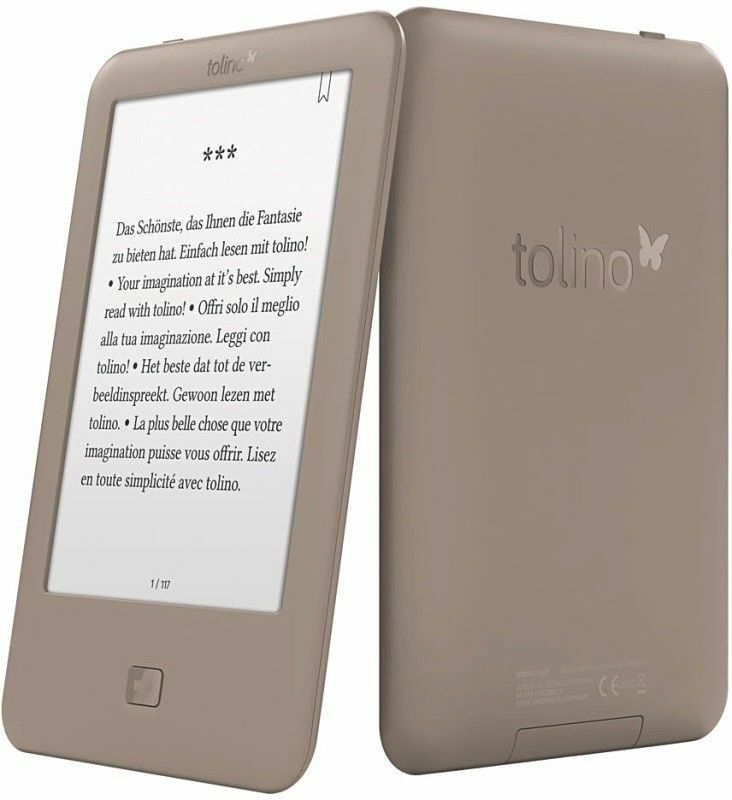 "Tolino Page eBook Reader 6"" Display 4 GB Speicher WLAN *OVP* R"