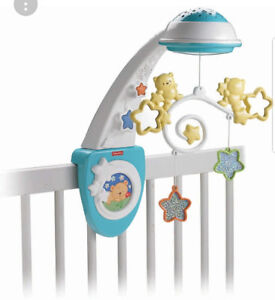 Fisher price bedtime mobile