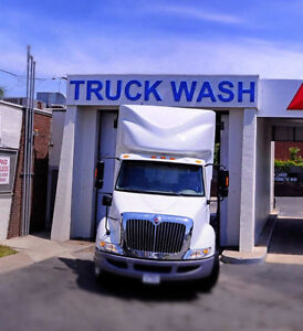 AUTOSTETIX TRUCKS WASH IN DIEPPE