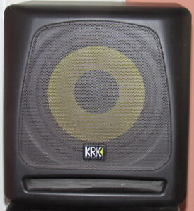 KRK 10s Studio Production Sub-Woofer at low price.