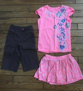Girl's 4t clothing part 2- summer items
