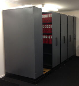 Various Compactus and Mobile Storage Units Netley West Torrens Area Preview