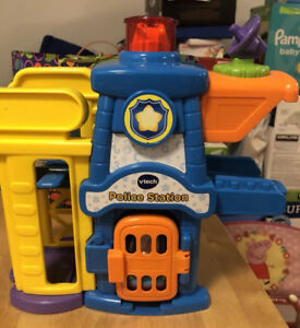 VTech city collection