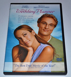 The Wedding Planner - DVD