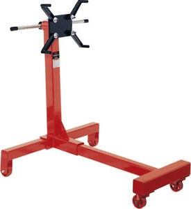 Norco Engine Stand 1000 lb capacity with support stand