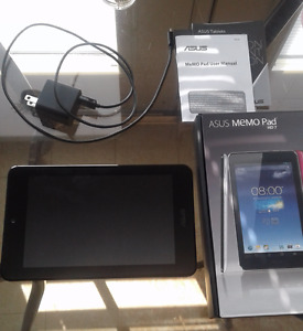 ASUS 7 inch tablet Model ME173X