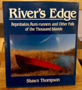 Rivers Edge Thousand Islands by Shawn Thompson