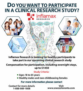 Parts of research study