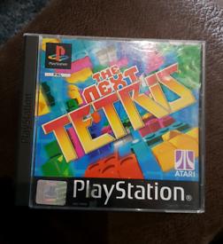 The Next Tetris / PS1