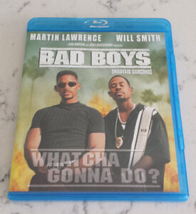 """""""Bad Boys"""" (1995) Blu-Ray, Brand New & Never Watched"""
