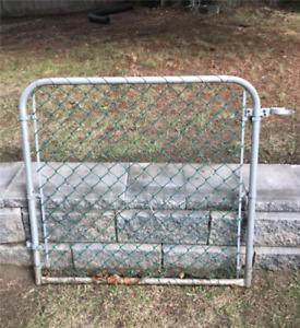 40 x 39 Chain Link Gate