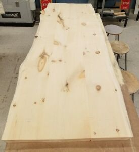 Live Edge Pine Table Tops