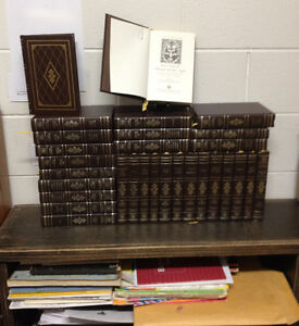 Collectable Harvard Classics Books
