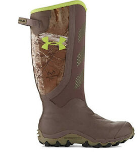 New UNDER ARMOUR HAW' MADILLO Camo waterproof Boot 8 13 14