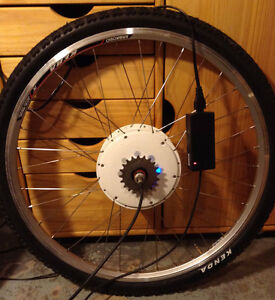 Flykly All-in-One Electric Wheel, 26""
