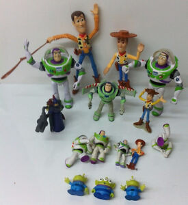 TOY STORY MOVIE FIGURE COLLECTION DISNEY