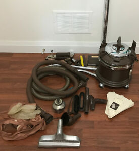 Filter Queen Vacuum with ALL parts - Excellent Condition
