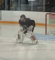 Goalie looking for pick up hockey