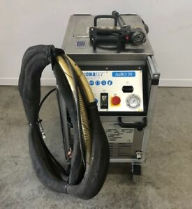 COLDJET AeRO 30 Dry Ice Blasting Machine
