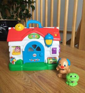 Maison jouet / jeux