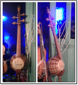 Kamânche instrument de musique d'origine iranienne