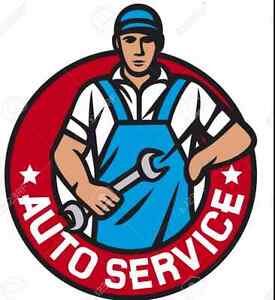 Journeyman mechanic services available
